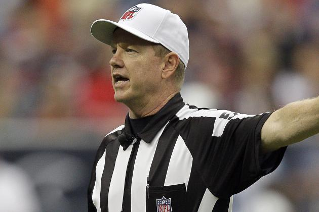Referee Explains Ruling to Not Penalize 49ers for 12 Men in Huddle