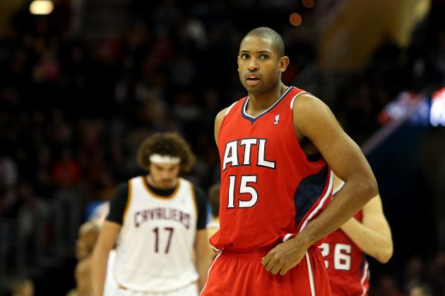 How Al Horford's Injury Is Killing Atlanta Hawks Offense
