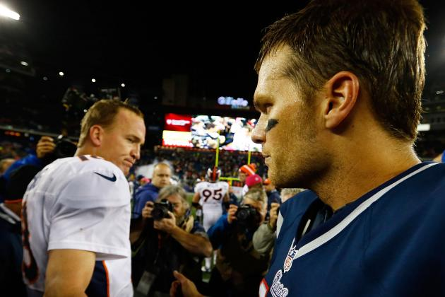 Patriots, Broncos to Meet in Denver for AFC Championship