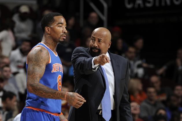 Will NY Knicks Use JR Smith's Benching as Turning Point in Season?