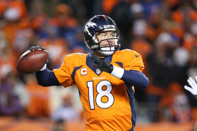 Peyton Not Worrying About Neck Injury