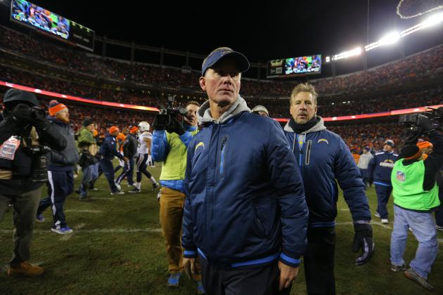 Chargers' Offensive Game Plan Deserves Bulk of Blame for Playoff Loss to Broncos