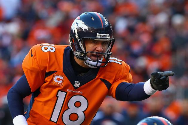 Peyton Manning Not Worrying About His Future