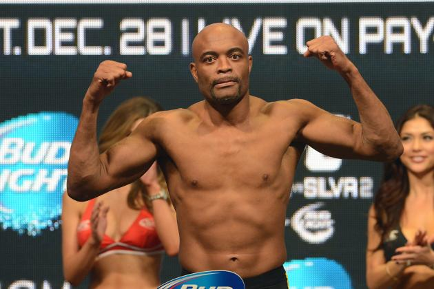 Anderson Silva Thinks That Chris Weidman's Victory at UFC 168 Was an Accident