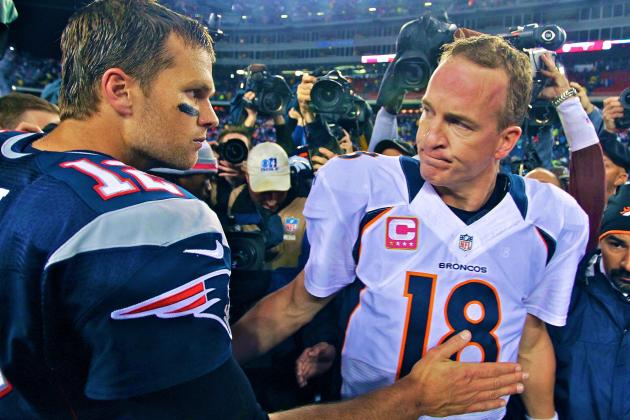 Broncos Win Pits Manning vs. Brady in a Battle of Legacies for AFC Crown