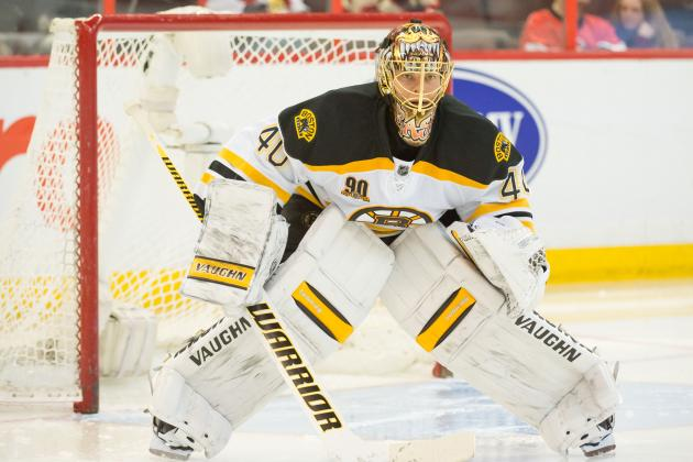 Do the Boston Bruins Need to Lighten Tuukka Rask's Load?