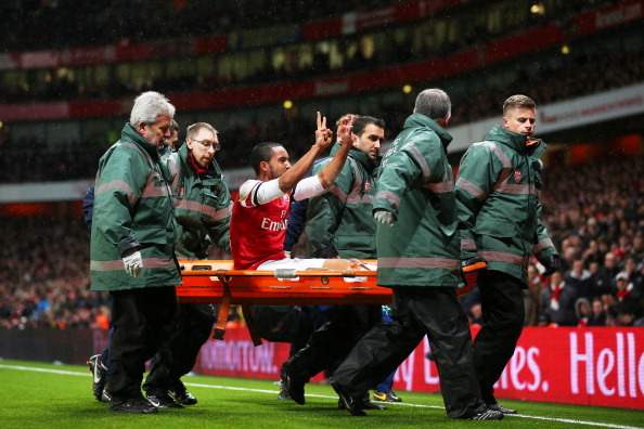 Arsenal FC: 4 Players Who Must Step Up in the Absence of Theo Walcott