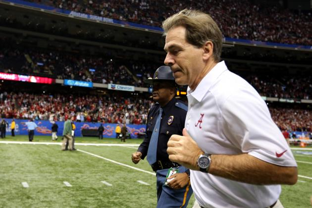 Alabama Football: The Blueprint for a Perfect Offseason