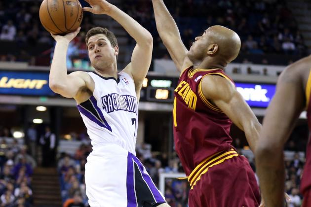 CK Press Box Report: Sacramento Kings 124, Cleveland Cavaliers 80