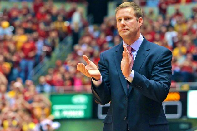 Iowa State's Fred Hoiberg Is the Hottest Basketball Coach in America