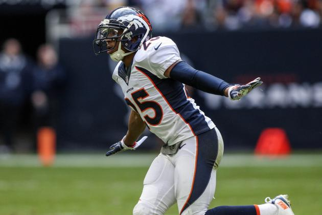 Report: Chris Harris to Have MRI on Knee
