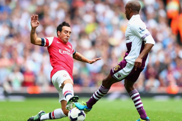 Aston Villa vs. Arsenal: Date, Time, Live Stream, TV Info and Preview