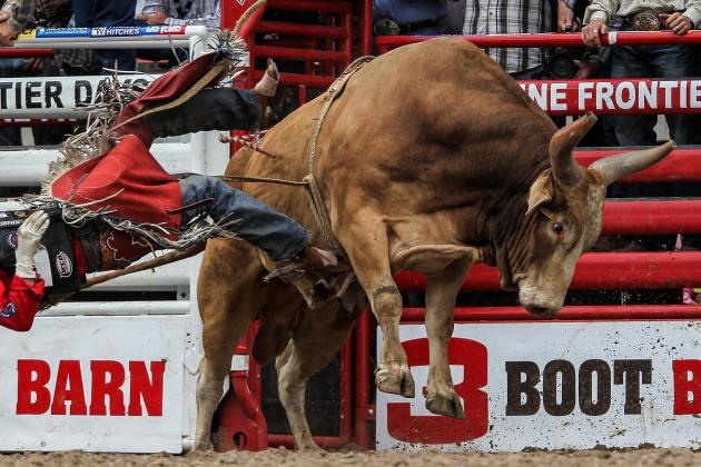 PBR Chicago Invitational 2014: Results and Top Riders