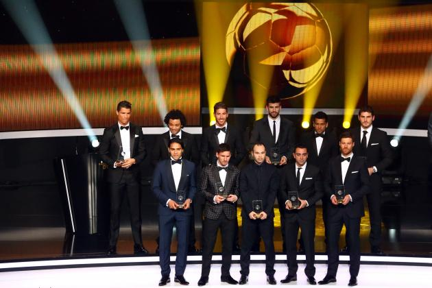 FIFA Ballon d'Or 2013 Award Ceremony: Date, TV Schedule, Finalists, Prediction