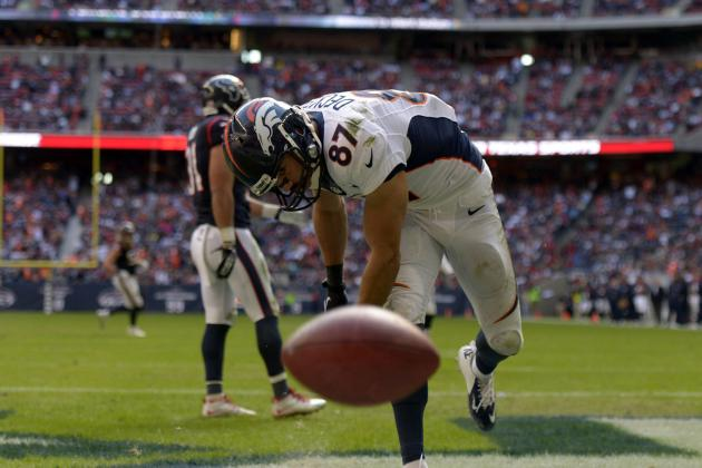Denver Broncos Free Agents: Who Is in Play for the Franchise Tag?