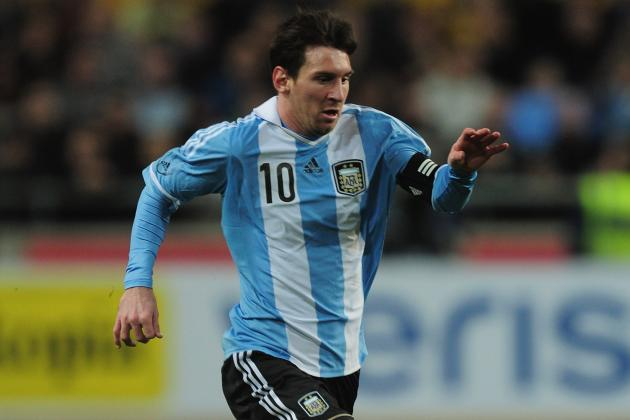 Lionel Messi Has Bigger Silverware Than Ballon D'Or to Chase in 2014