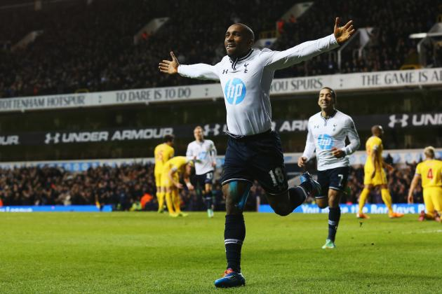 Tottenham Making a Mistake If They Don't Replace Defoe