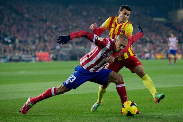 Film Focus: Defence Reigns as Atletico Madrid and Barcelona Play to 0-0 Draw