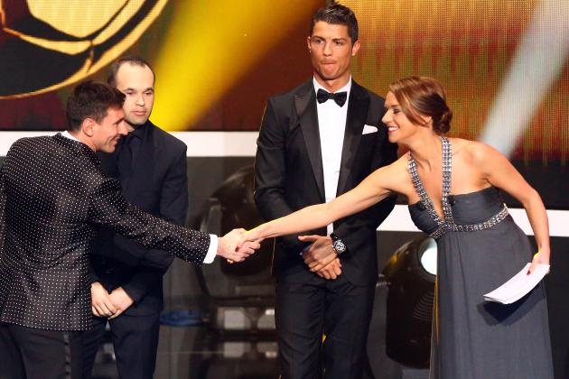 Ballon d'Or Seating Plan Has Leo Messi and Cristiano Ronaldo Single Seat Apart