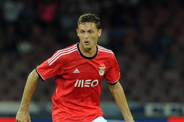 Chelsea Transfer Rumours: Nemanja Matic Bid Made to Benfica