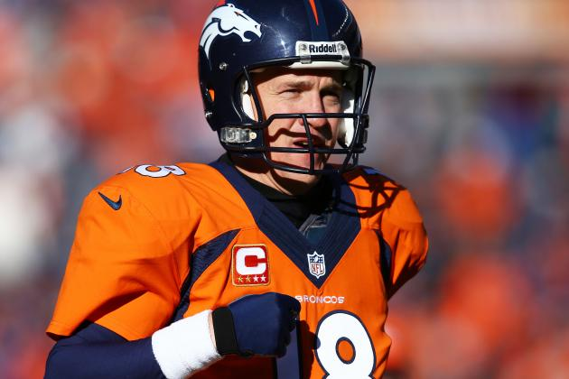 Peyton Wants a Bud Light ASAP Following Win