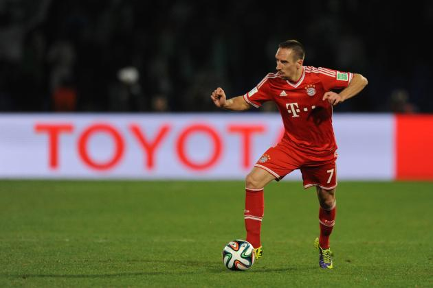 Ballon d'Or 2013: Franck Ribery Conspiracy Claims by Uli Hoeness Cloud Ceremony