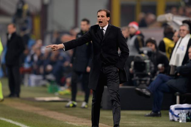 Allegri Sacking Leaves Great Opportunity for Young Coach at AC Milan