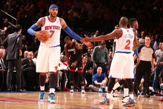 New York Knicks Can't Get Overconfident After Starting to Win Games