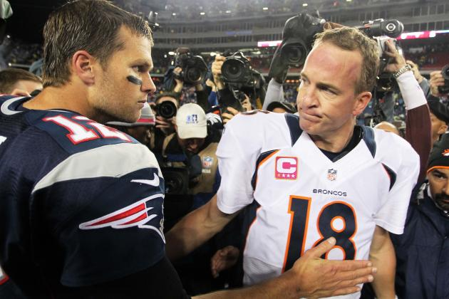 Patriots vs. Broncos: Peyton Manning-Tom Brady Rivalry Receives Proper Spotlight