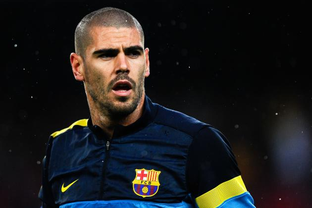 How Clubs Can Get the Best from Outgoing Barcelona Goalkeeper Victor Valdes