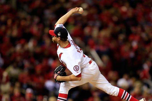 John Axford Learned from Cardinal Coaches That He Was Tipping His Pitches