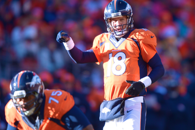 Peyton Manning Needs Help on Offense If Broncos Expect to Reach Super Bowl