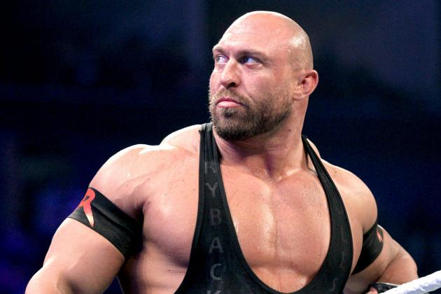 Analyzing Why the Ryback Experiment Did Not Work in WWE