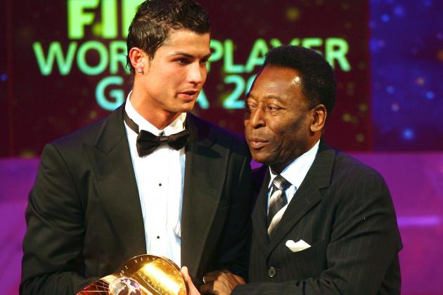 Cristiano Ronaldo Will Win Ballon d'Or, Announces Legend Pele