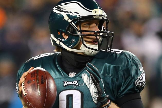 Nick Foles Is Going to the Pro Bowl