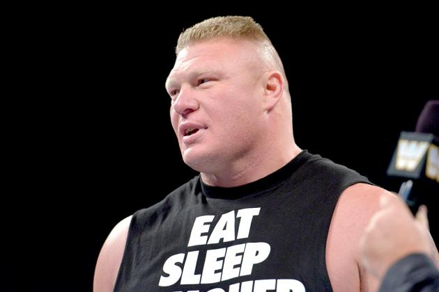 Brock Lesnar's Feud With Big Show Must Be Bridge to Higher-Profile Opponent