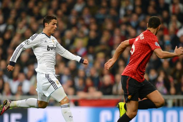 Rio Ferdinand Will Streak If Cristiano Ronaldo Doesn't Win Ballon d'Or