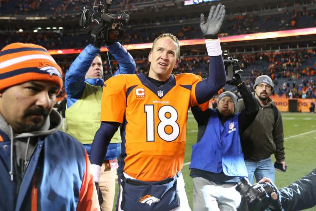 Report: Manning Could Retire, Regardless of Whether He Wins Super Bowl