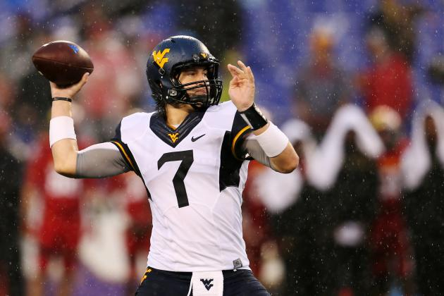 How Ford Childress' Suspension Shakes Up West Virginia's QB Depth