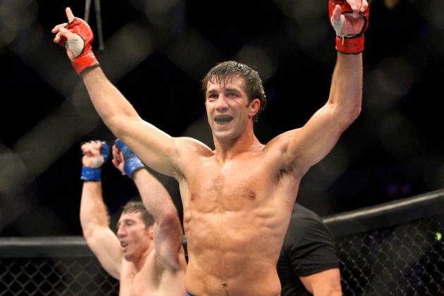 UFC Fight Night 35: Rockhold vs Philippou Fight Card, TV Info, Predictions, More