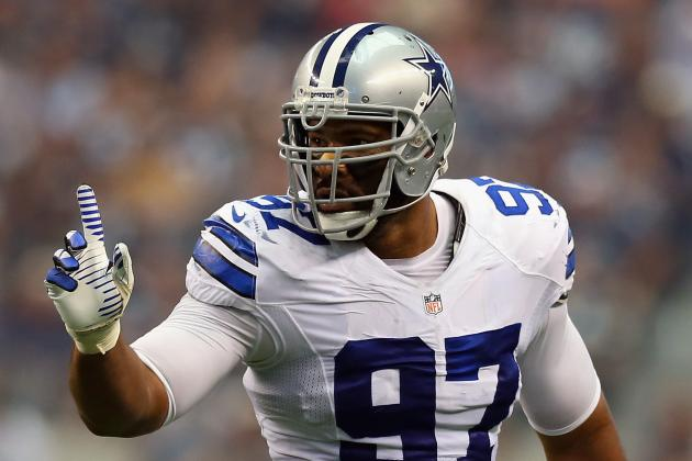 Dallas Cowboys Free Agents: Who Is in Play for the Franchise Tag?