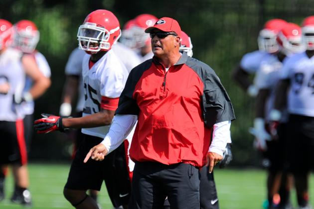 Georgia Football: How Loss of Todd Grantham Will Impact Bulldogs 2014 Recruiting