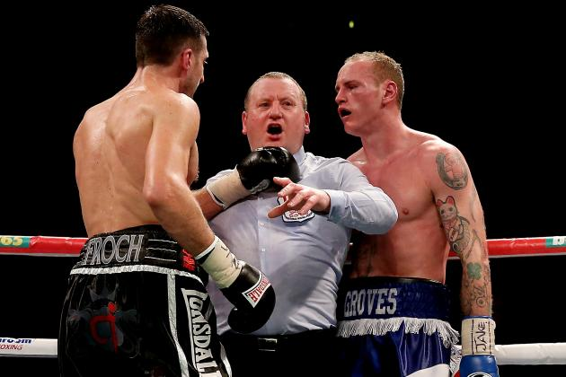 Carl Froch vs. George Groves Looking Likely, Admits Eddie Hearn