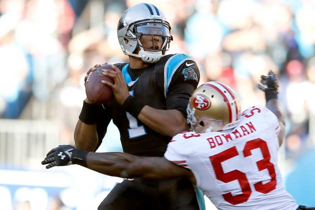 49ers Show Panthers They Are the Big Boys