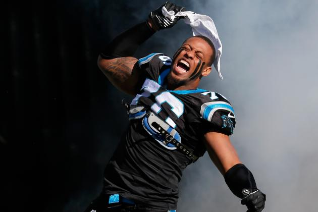 Panthers' Offseason Priorities Should Be Hardy, Ginn, Gross