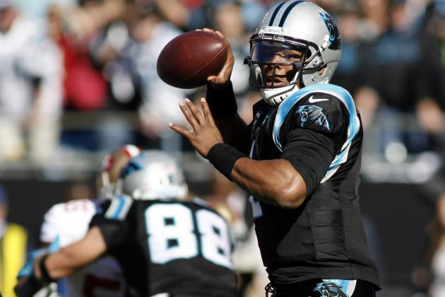 Newton's Playoff Debut Simply a Tale of Two Halves