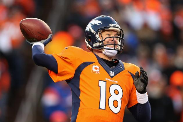 2013-14 NFL Conference Championships Fantasy Football Quarterback Rankings