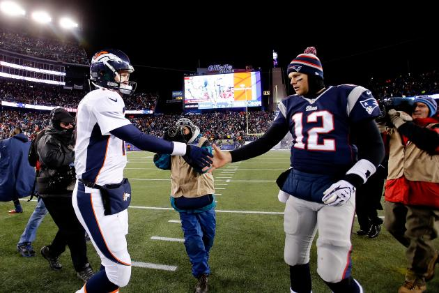 AFC Championship Predictions: Projecting Stats for Stars in Patriots vs. Broncos