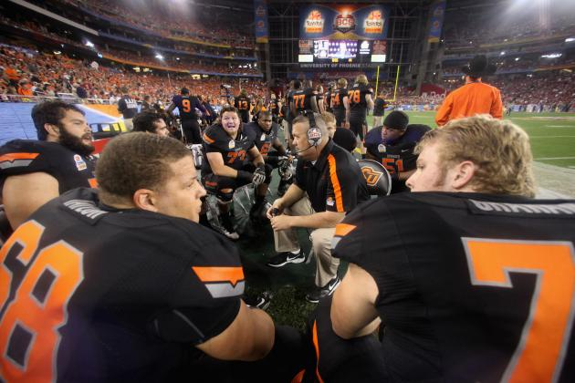 Wickline to Texas a Great Move for Longhorns, Tough Blow for Oklahoma State