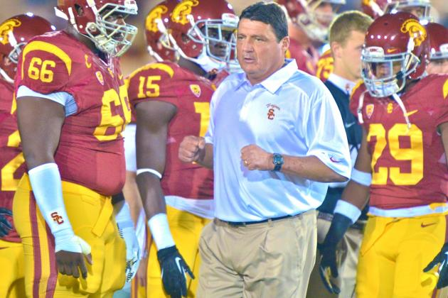 Ed Orgeron to Alabama Is a Long Shot, but Would Be Enormous Hire for Nick Saban